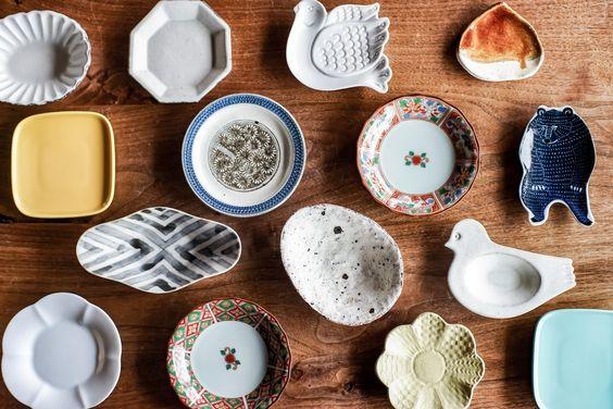 【ミニコラムVol.39】<br>小皿・豆皿の上手な使い方